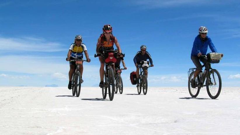 Südamerika: The Andes Trail