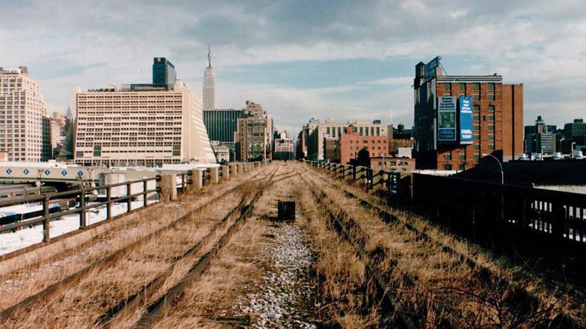 New York: Als die High-Line noch ein surrealer Ort war