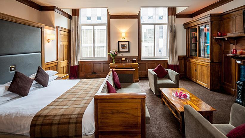 Glasgow: Die Hoteltipps der Redaktion