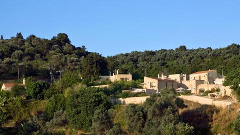 Kreta: Das stille Dorf im Olivenhain