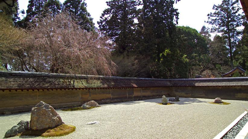 Kyoto: Ein Paradies aus Kies