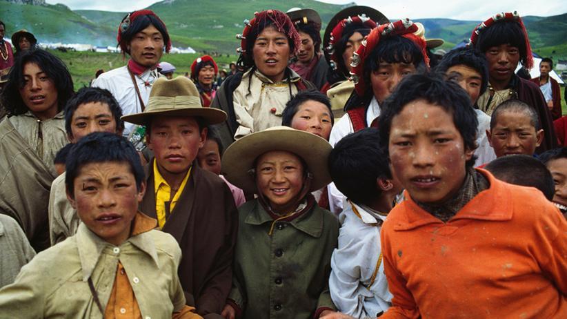 Tibet: Das Glück wohnte auf dem Dach der Welt