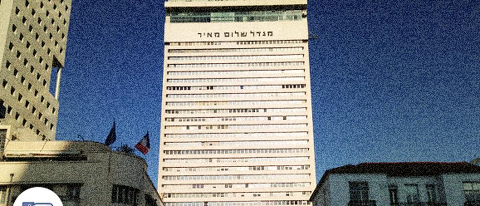 Shalom Meir Tower in Tel Aviv: Schönheit kommt von innen