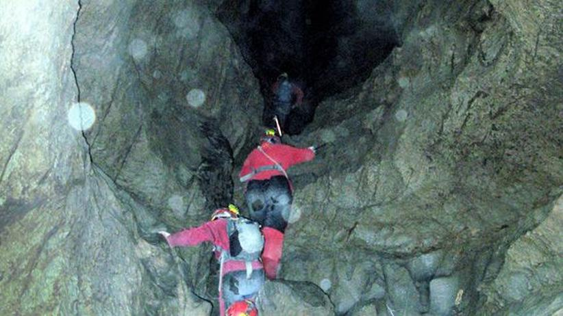 Höhlen: Geh zum Teufel!