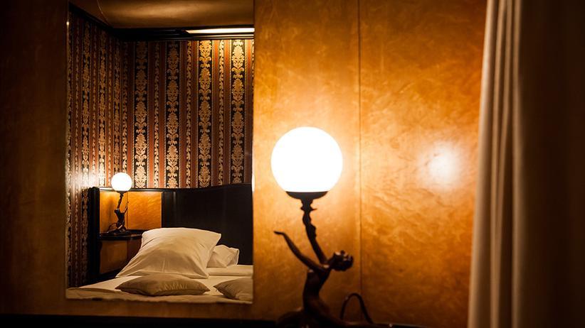 Reisen, Hotel Le Berger, Brüssel, Hotel