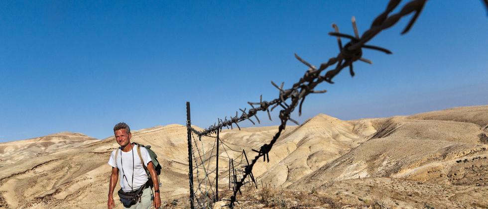 Jordanien und Israel: Zu Fuß durchs Heilige Land