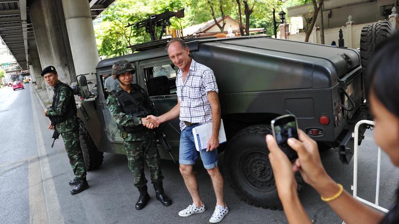 """Thailand: """"Reisende können die Lage nicht immer einschätzen"""""""