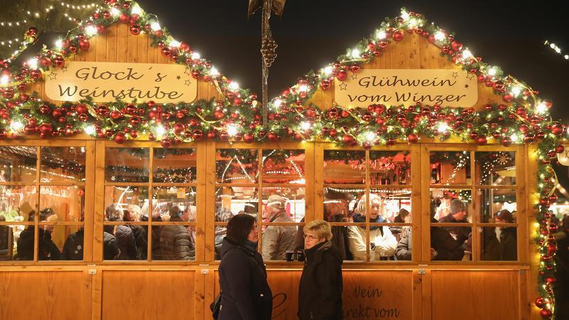 Weihnachtsmarkt: Es kommt ein Bus, geladen | ZEIT ONLINE