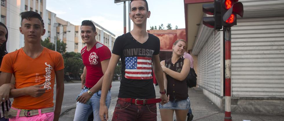 Kuba: Besuch vom Klassenfeind