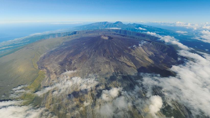 La Reunion: Der schönste Feuerspucker Frankreichs