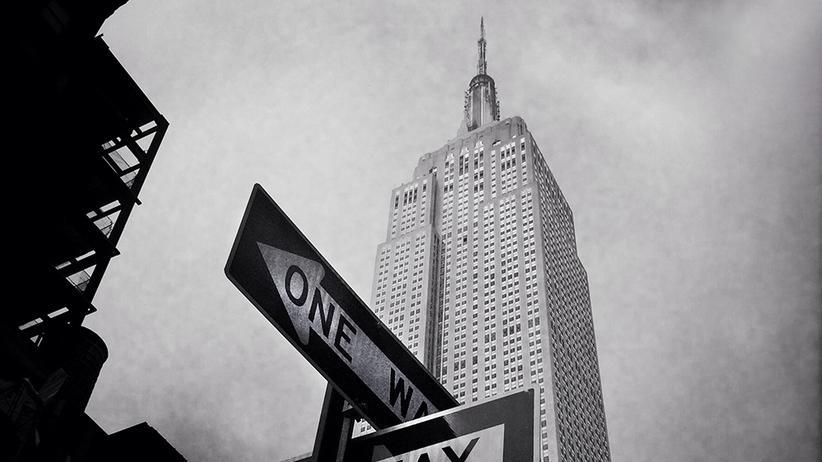 New York: New York City im Retrolicht
