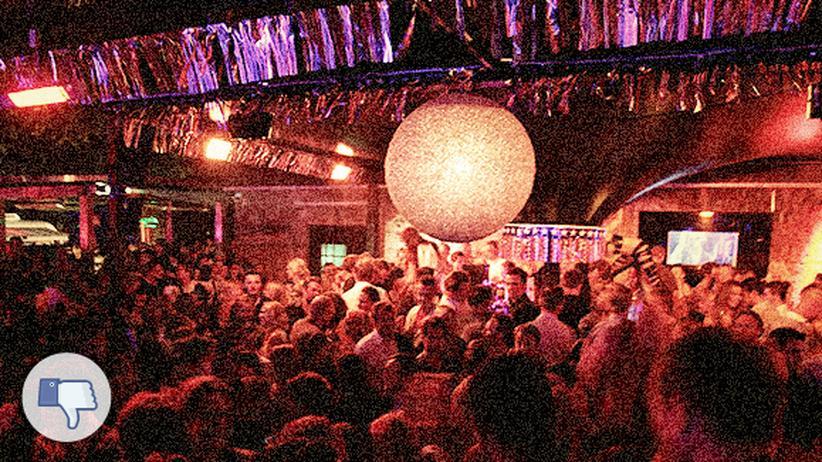 P1 in München: Die gedisste Disco