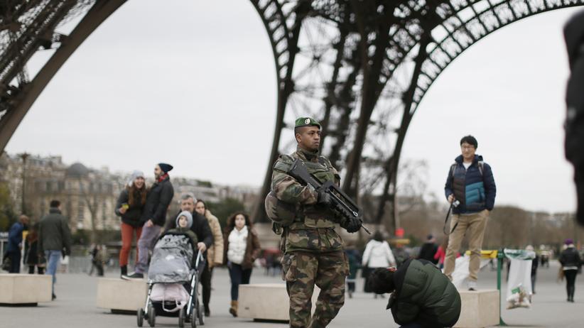 Tourismus: Dünnhäutig in Paris