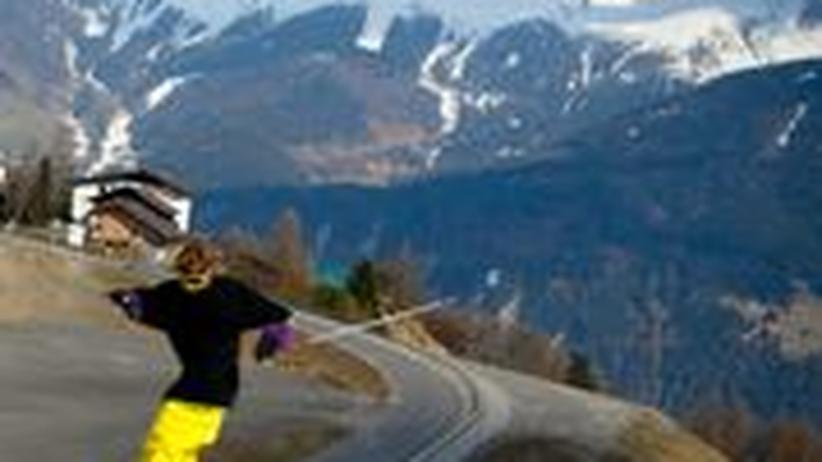 Skifahren: Im grünen Bereich