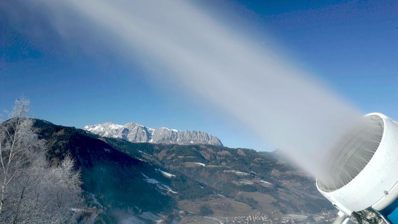 Ökologie: Skifahren im grünen Bereich