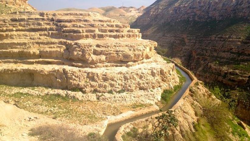 Westjordanland: Wanderung