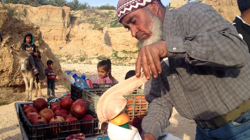 Westjordanland: Reisen, Westjordanland, Reise, Westjordanland, Palästinenser, Wasser, Israel, Jerusalem