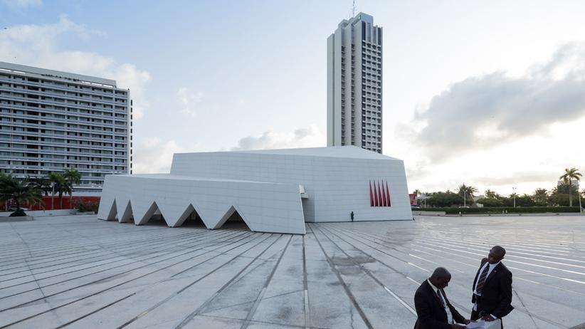 Moderne Architektur in Afrika: Ufos und Pyramiden