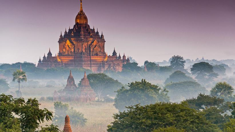 Myanmar: Alles in Buddha