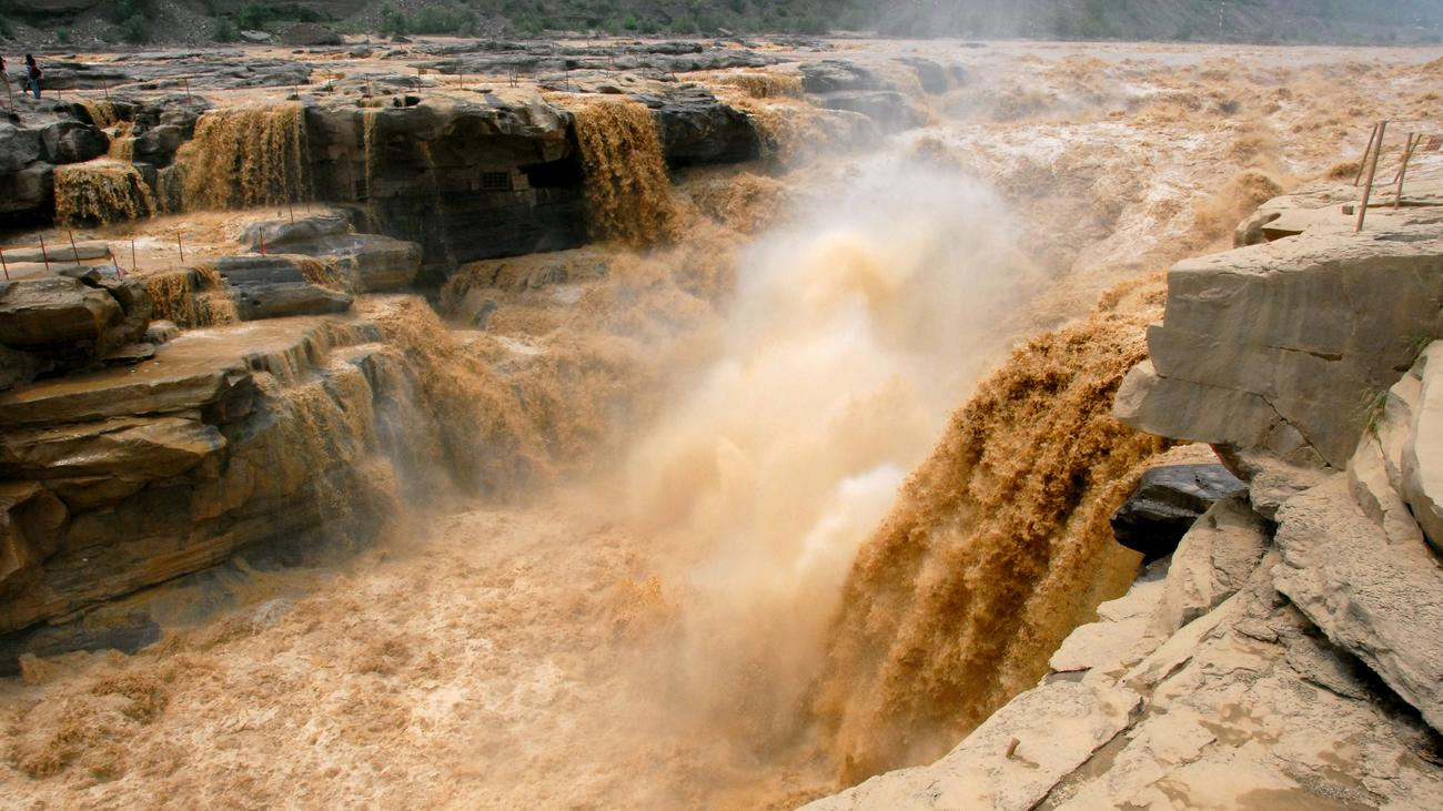China: Flussfolgerungen | ZEIT ONLINE  China: Flussfol...