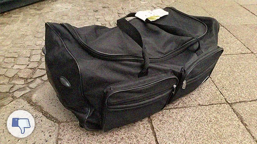 Leonardo-Trolley-Reisetasche XL: Die Zerreißprobe