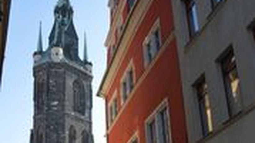 Halle (Saale): Es muss nicht immer Leipzig sein