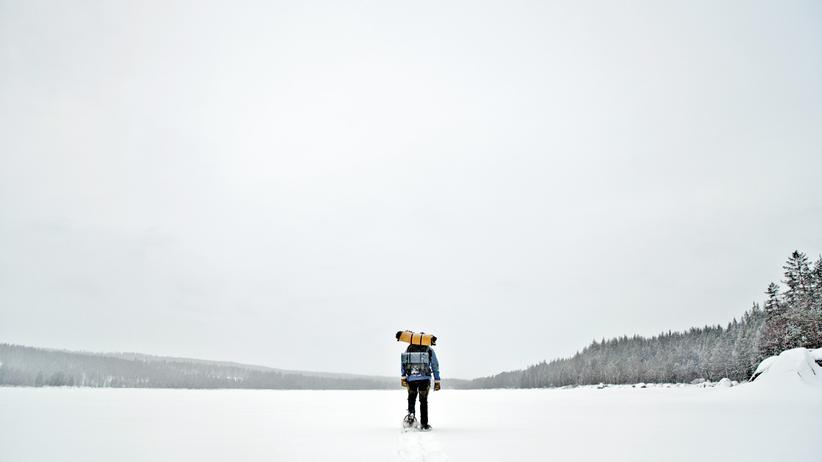 Schweden: Reisen, Schweden, Reise, Winterurlaub, Winter, Wanderurlaub, Ford, Schnee, See, Schweden, Alaska, Capri, Lappland