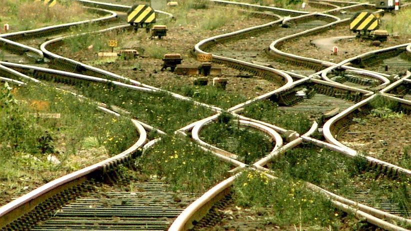 Bahn Streikt