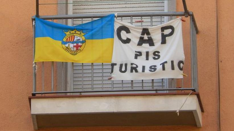 """Barcelona: """"Mehr Hotels = weniger Nachbarn"""""""