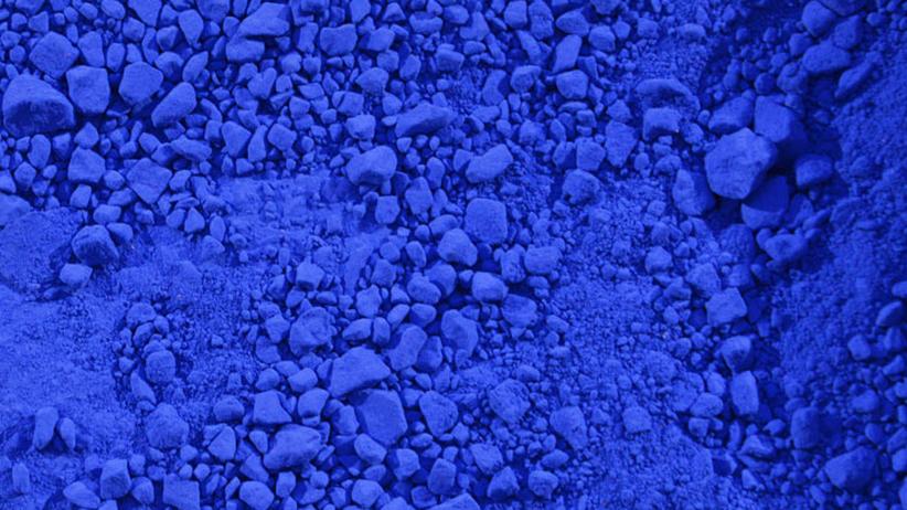 Natürliche Pigmente: Malkasten der Erde