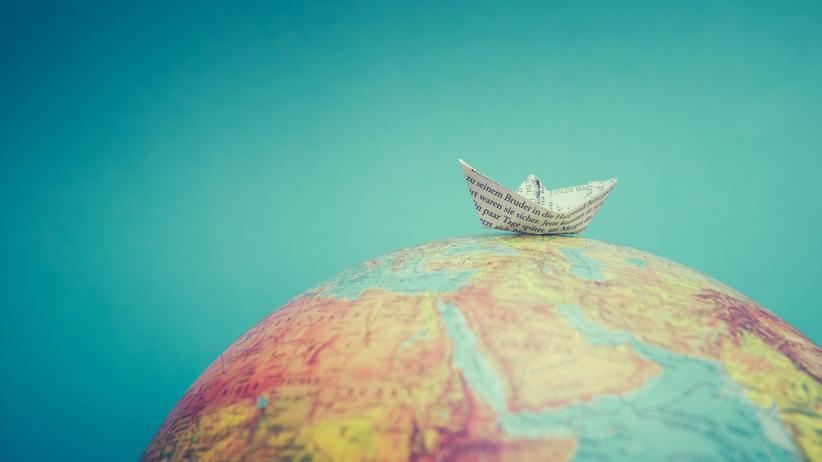 """Weltreise: """"Alltagssorgen kommen dir lächerlich vor"""""""