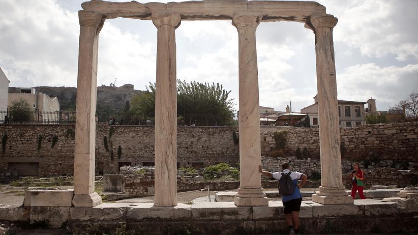 Reisen, Tourismus, Tourismusbranche, Griechenland, Alexis Tsipras, Tourismus, Panos Kammenos, Rhodos, Russland, Athen, Großbritannien, Kreta, Wolfgang Schäuble