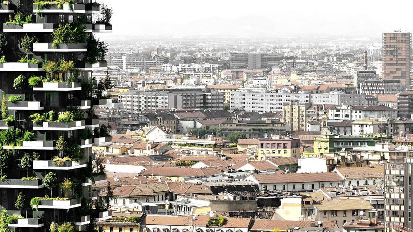 Mailand: Der Wald auf dem eigenen Balkon