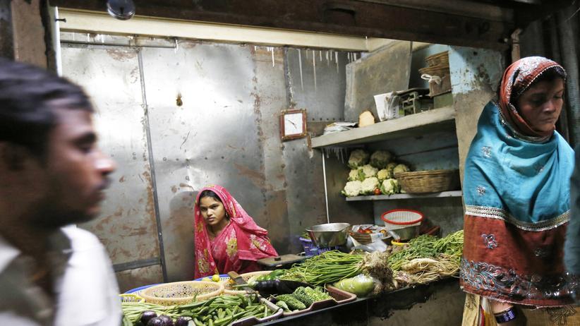 Mumbai: Reisen, Mumbai, Reiseziel, Mumbai, Indien, Taj Mahal, Slum