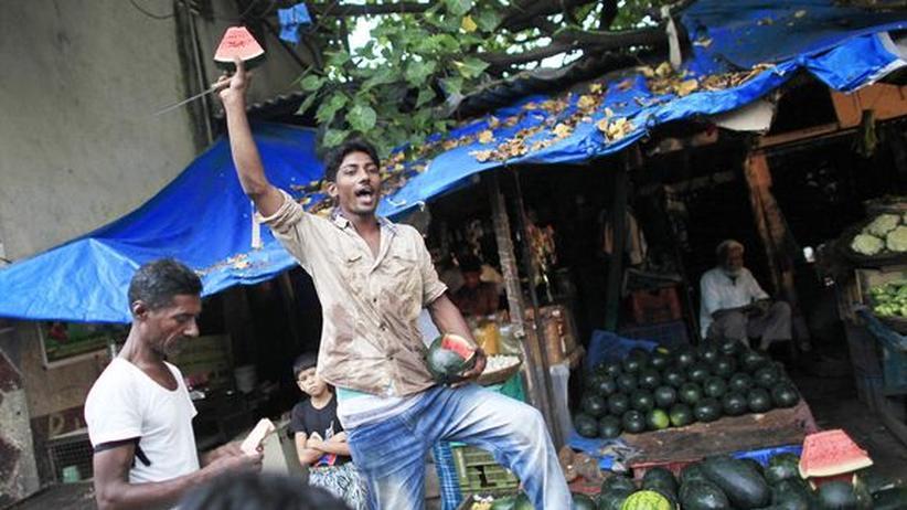 """Mumbai: """"Bitte rümpft nicht die Nase"""""""