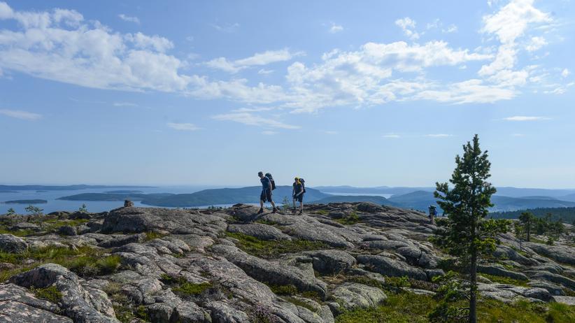 Schweden: Die höchste Küste