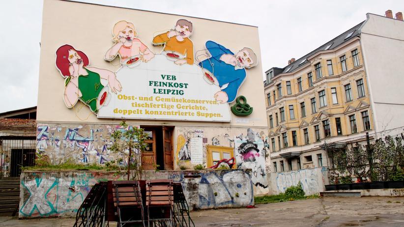 Reisen, Stadtjubiläum, Leipzig, Sachsen, Neo Rauch, Johann Sebastian Bach, DDR, Dresden, Europa, Venedig