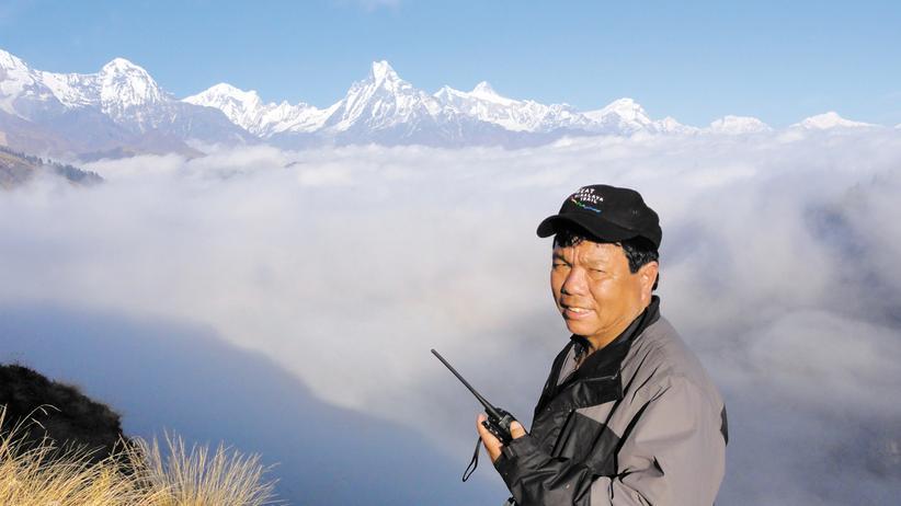 Nepal: Mister Internet, geht es Ihnen gut?
