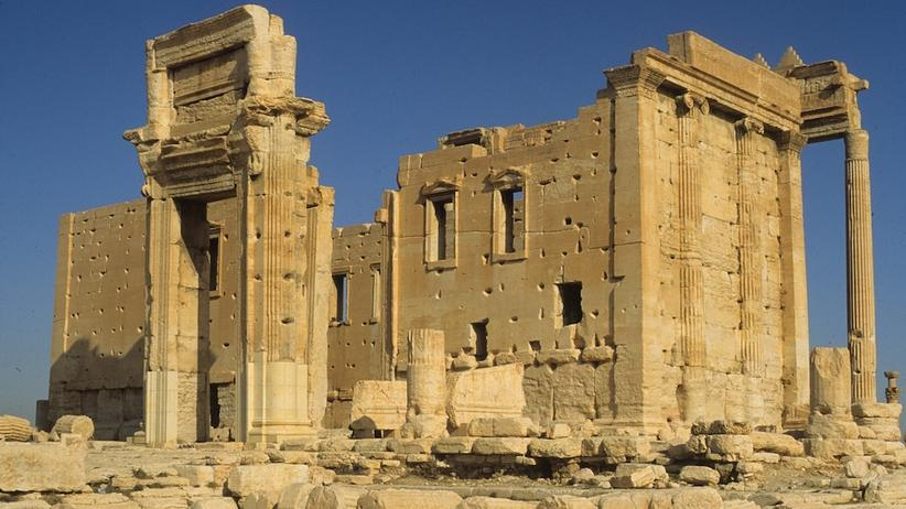 """Palmyra: Als stünde der """"Islamische Staat"""" vor dem Louvre"""