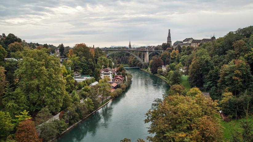 Reisen, Schweiz