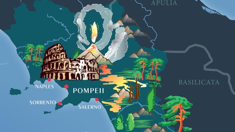 Reisen, Geisterstädte, Pompeji, Stadt, Antike, Reiseführer, Algerien, Frankreich, Indien, Irak, Jemen, Libyen, Zypern, Aleppo, Paris, Rügen, Tschernobyl