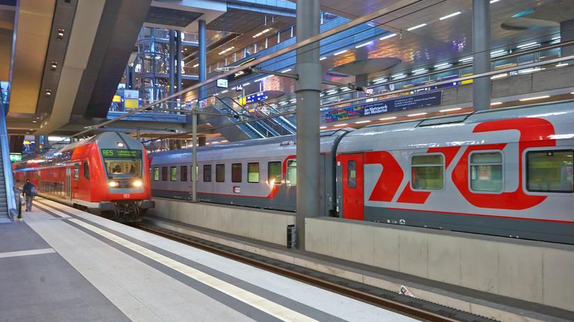 Reisen, Nachtzug Berlin-Paris, Städtereisen, Moskau, Berlin, Paris, Bahn, Cary Grant, Reise, Schlaf, Deutsche Bahn
