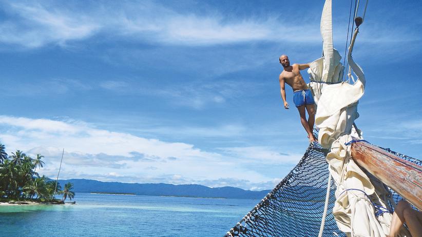 """Karibik: """"Auf einem Schiff nimmst du die Zeit intensiver wahr"""""""