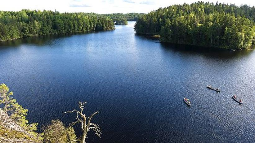 Schweden: Wildnis und Kinder sind eins