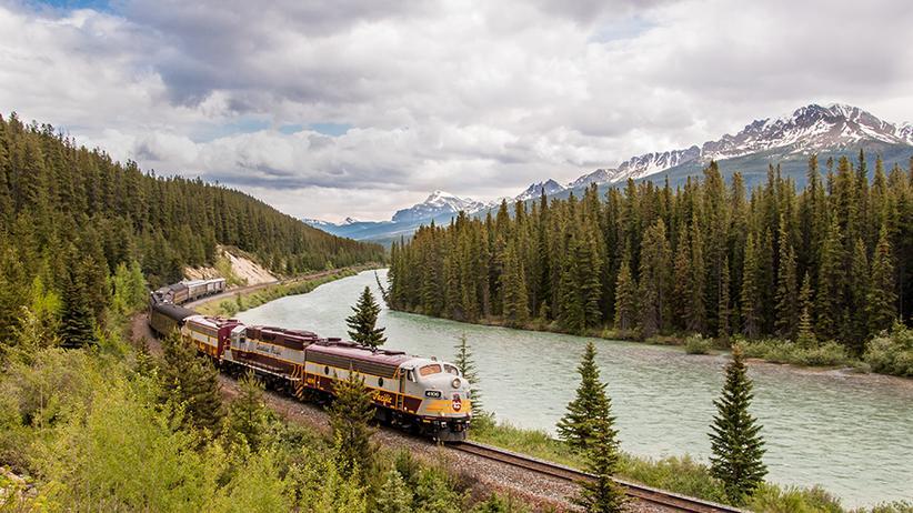 Fotos außergewöhnlicher Züge: Unbedingt einsteigen!