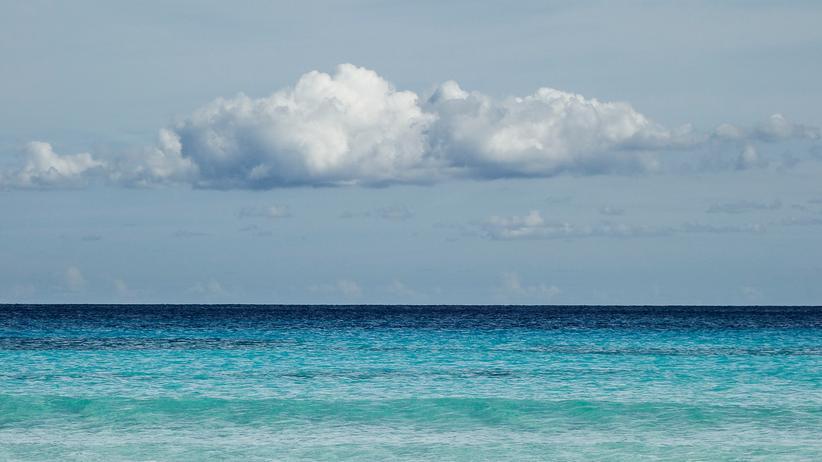 Meer: Schwimm' nicht so weit, sagt Mutter