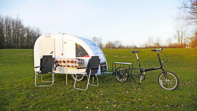 Reisen, Wohnanhänger, Abenteuerurlaub, Skandinavien, Reise, Aktivurlaub, Dänemark, Camping, Fahrrad, Europa