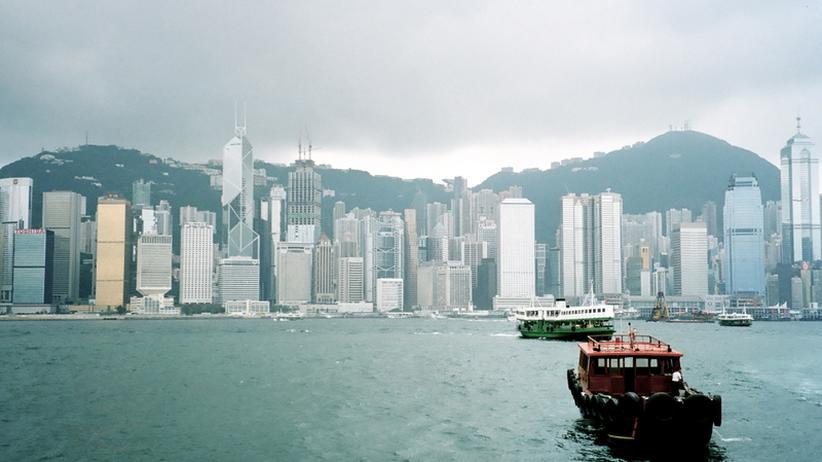 Hongkong: Na, so was, ein Shoppingcenter!