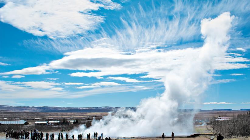 Island: Täglich grüßt der Wasserfall