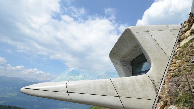 Reinhold Messner: Das Berg-Werk
